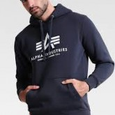 Alpha Basic Hoody