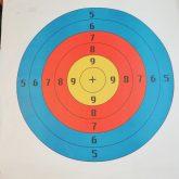 Meta za strijele 60x60cm