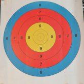 Meta za strijele 48x44cm